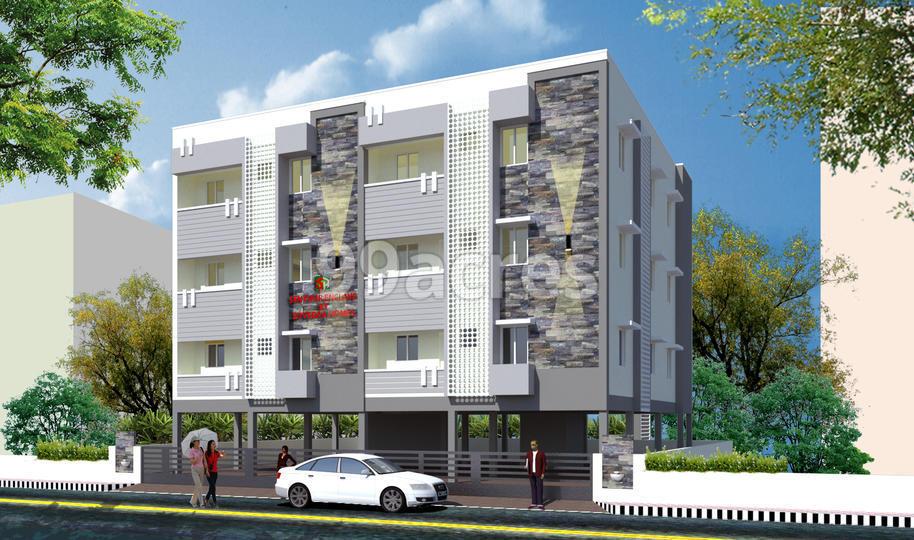 Suvedaa Homes Senthur Enclave Elevation