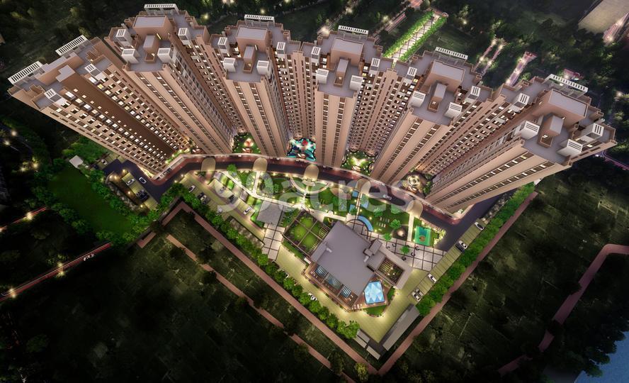 Shriram Suvilas Palms Aerial View