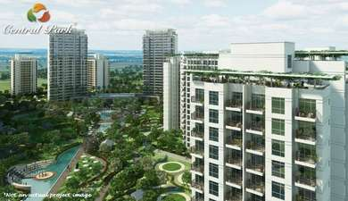Sweta Estates Builders Central Park 3 The Room Sohna, Gurgaon