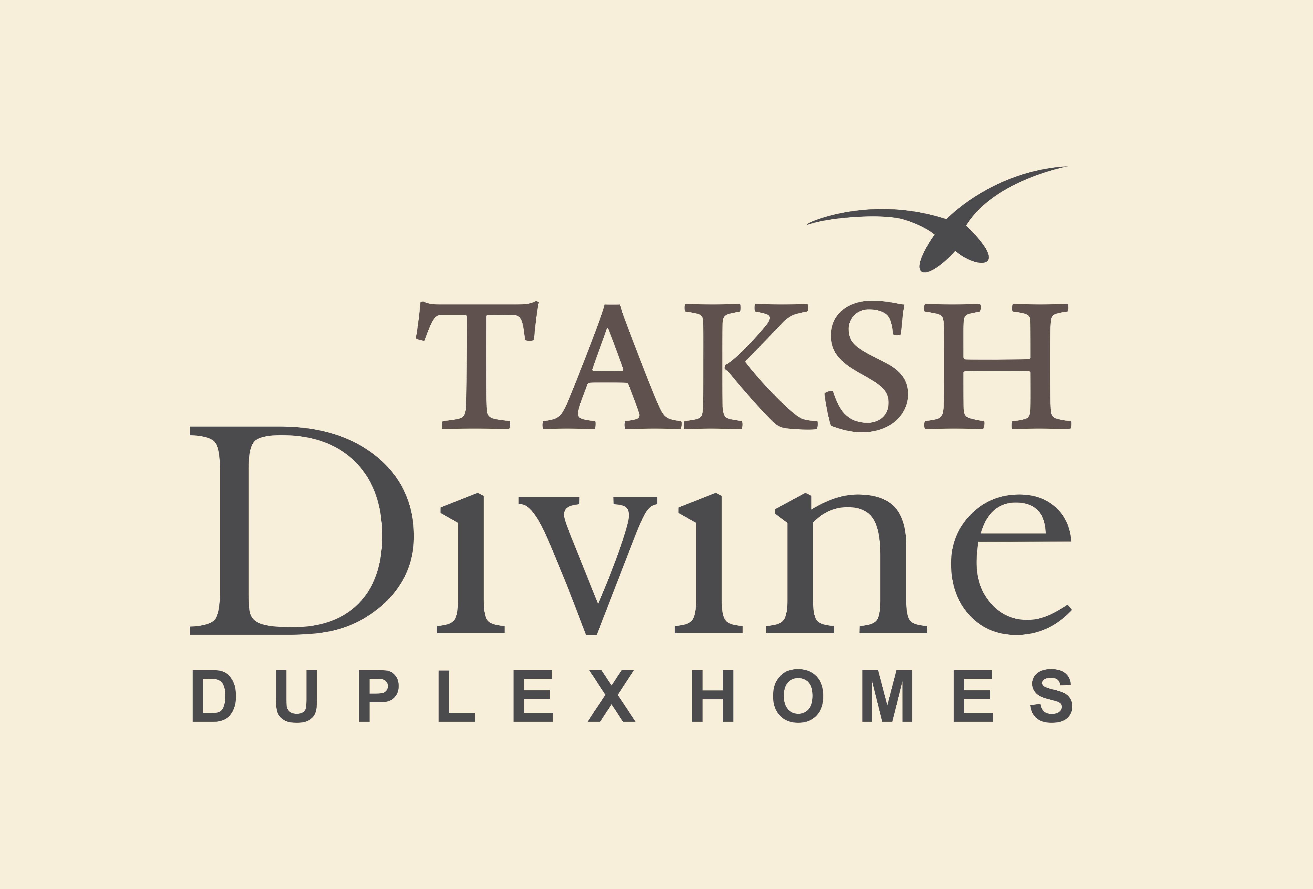 LOGO - Taksh Divine