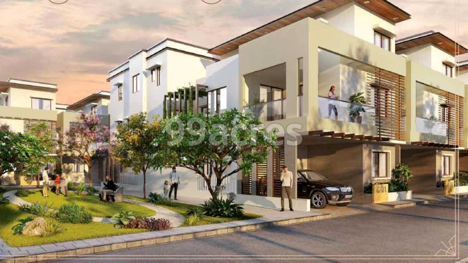 Shriram Chirping Grove Villas
