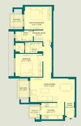 2 BHK Apartment in Tata La Vida