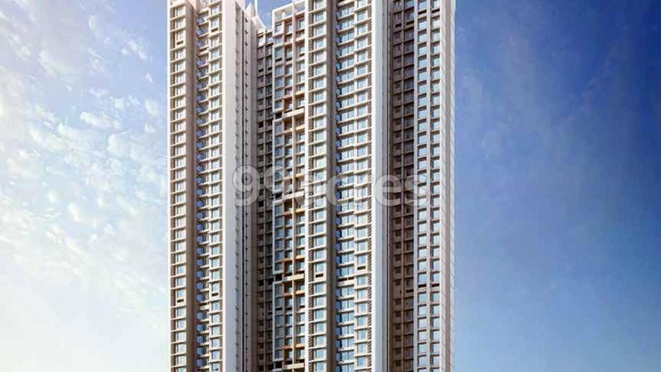 Tata Eleve Artistic Elevation of Arrosa Tower