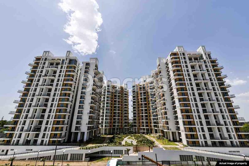Tata Capitol Heights Elevation
