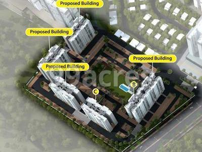 TCG Real Estate TCG The Cliff Garden Phase-3 Hinjewadi, Pune