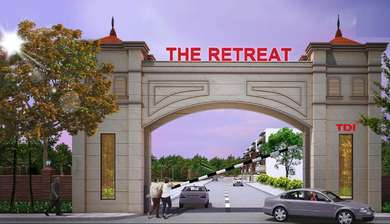 Tdi Group Builders TDI The Retreat Sector 89 Faridabad