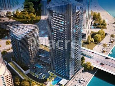 Tebyan Real Estate Development Tebyan Sparkle Towers Dubai Marina