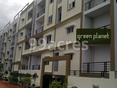 Tetra Grand Constructions Tetra Green Planet Thanisandra, Bangalore North