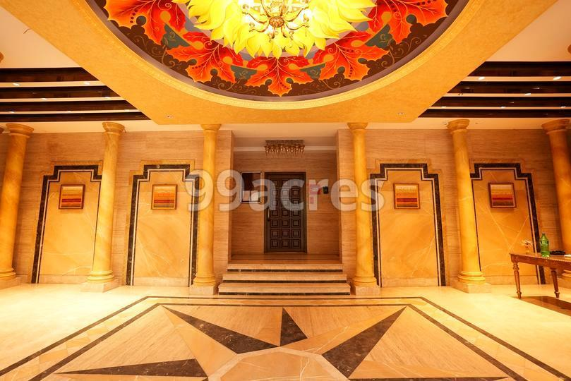 Tharwani Solitaire Entrance Lobby