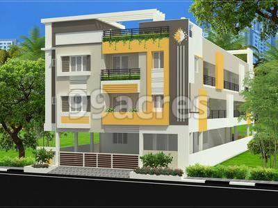 Nest Homes Builders The Nest Glory Sholinganallur, Chennai South