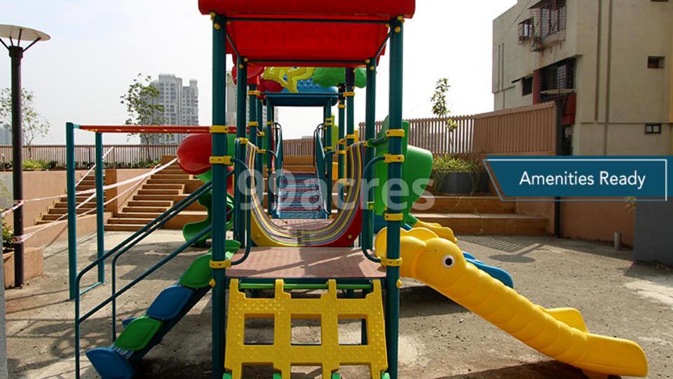 Wadhwa Crown Residences Children's Play Area