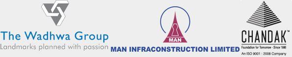 Wadhwa Group And Man Infraconstruction And Chandak