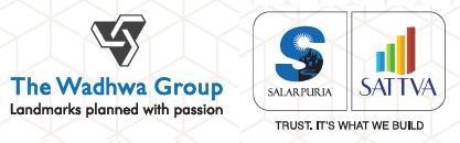 The Wadhwa Group and Salarpuria Sattva Group