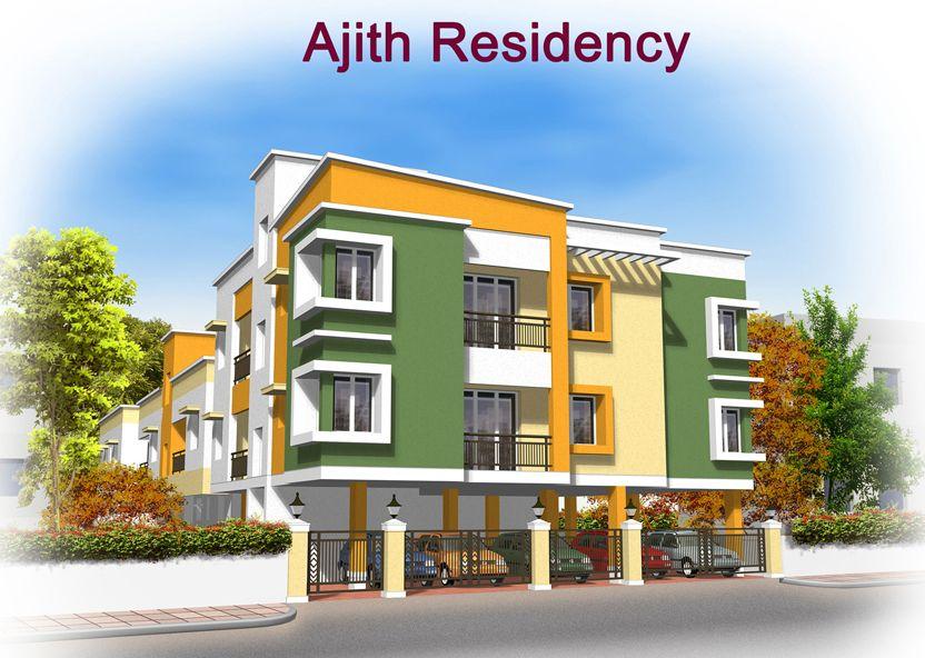 Thilaga Ajith Residency Periyar Nagar, Chennai North   Price List