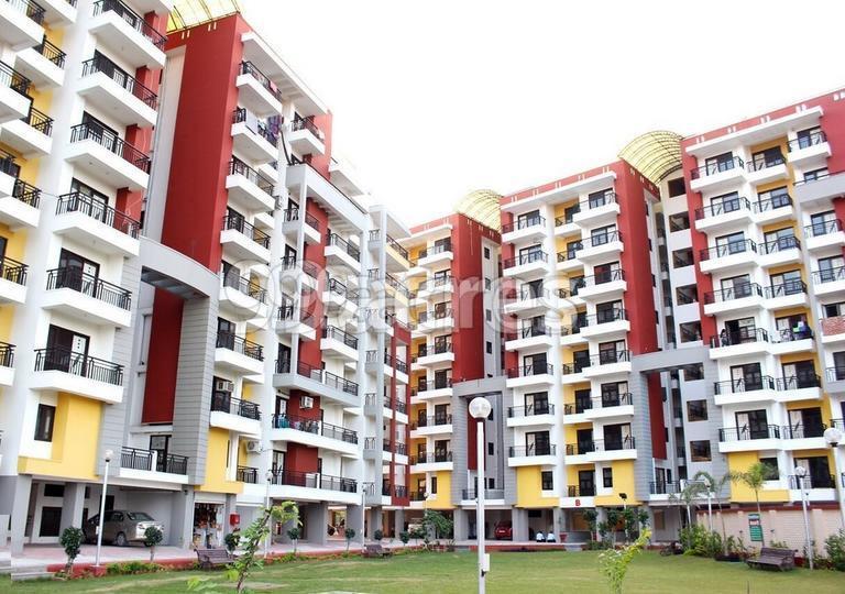 Tirupati Nilay Elevation