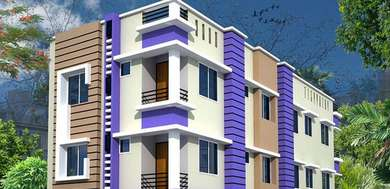 TM Builders and Developers TM Preetinir Apartment Bansdroni, Kolkata South