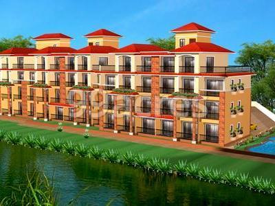 Trak Vision And Planners AND Zara Infrastructur Zara Victoria Apartments Tivim, North Goa