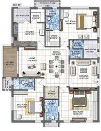 3 BHK Apartment in Trendset Sumanjali