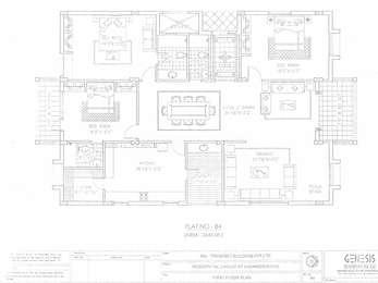 3 BHK Apartment in Trendset Vantage