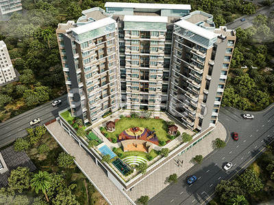 Tricity Realty Pvt Ltd Builders Tricity Luxuria New Panvel, Mumbai Navi