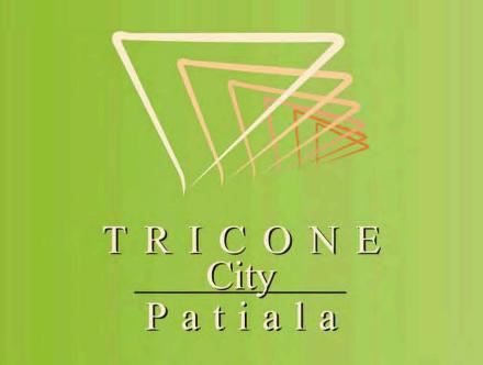 LOGO - Tricone City