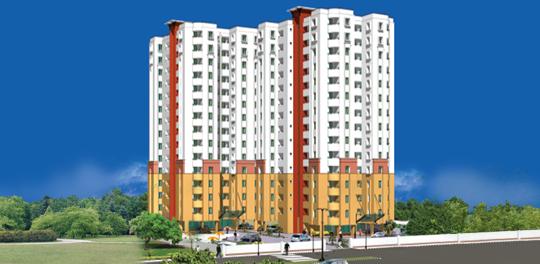 Trinity High Grove in Thrikkakara, Kochi