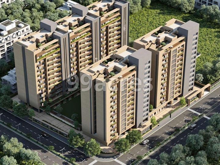 True Value East Ebony Bodakdev Ahmedabad Price List Floor Plan