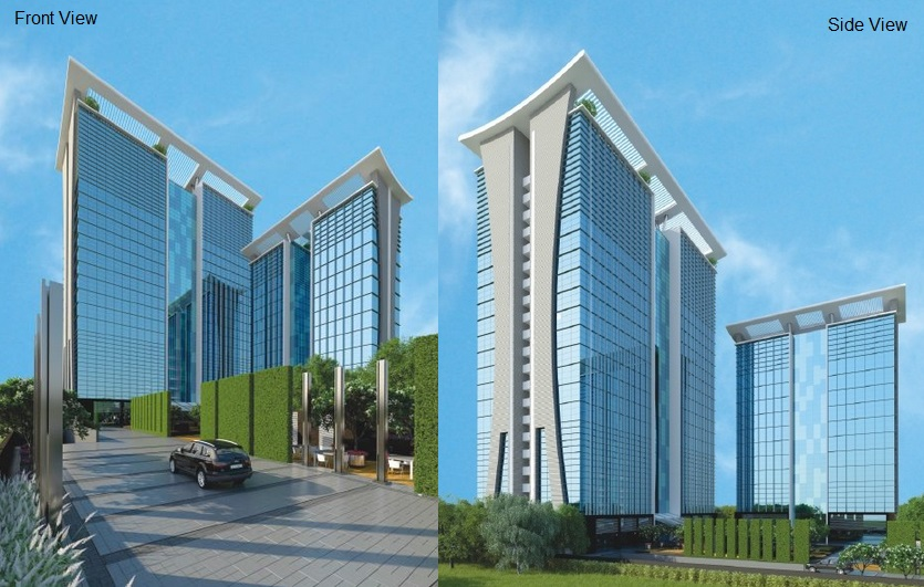 Westgate Artistic Elevation