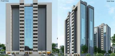 True Value Nirman Westgate Business Bay SG Highway, SG Highway & Surroundings