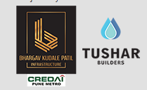 Tushar Builders and BKP Infrastructure
