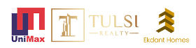 UniMax , Tulsi Realty and Ekdant Homes
