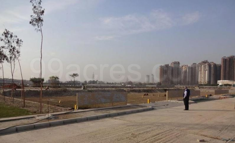 Unitech The Willows Site Image