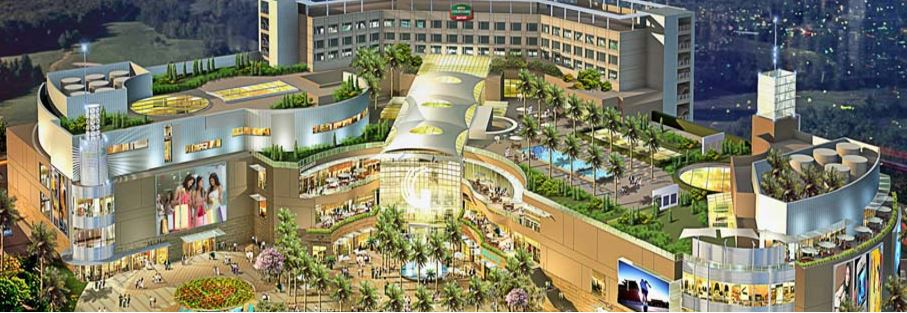 Gardens Galleria Mall Noida 5