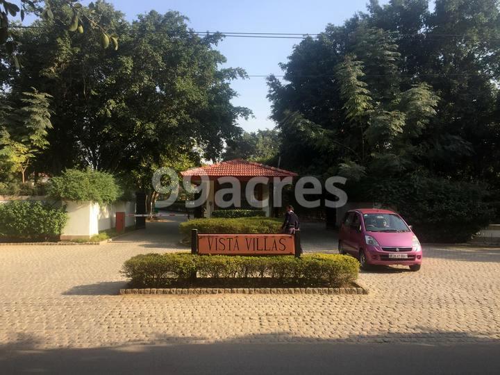 Unitech Vista Villas Entrance
