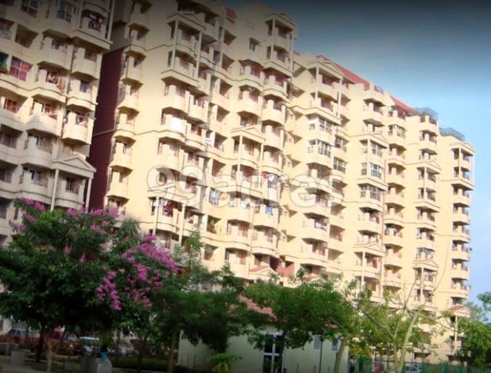 Unitech Heritage Estate Side Elevation