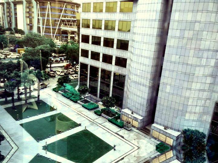 Unitech Business Park Interior View