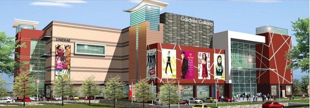 Unitech Group Unitech Gardens Galleria South City Lucknow 99acres Com