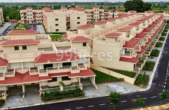 Ashiana Gulmohar Gardens Aerial View