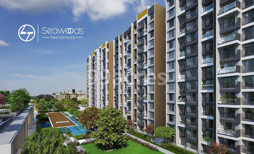 L and T Seawoods Residences