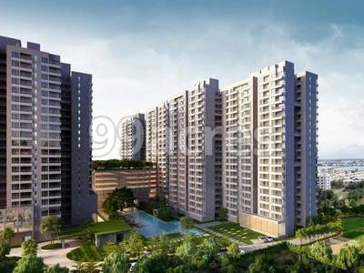 ONE 10 New Town, Kolkata East