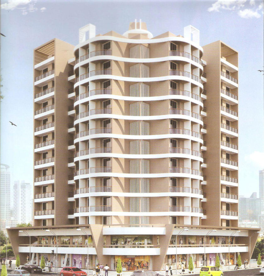 Akshita Heights in Bevarly Park, Mira Road And Beyond