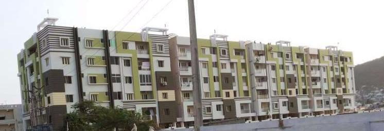 Aluri Towers in Gajuwaka, Vishakhapatnam