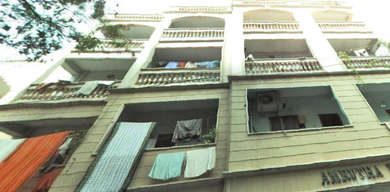 Unknown Amrutha   Residency Brahmanwadi, Hyderabad