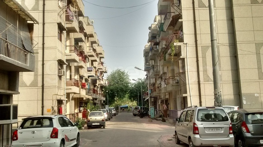 Arawali Apartment Elevation