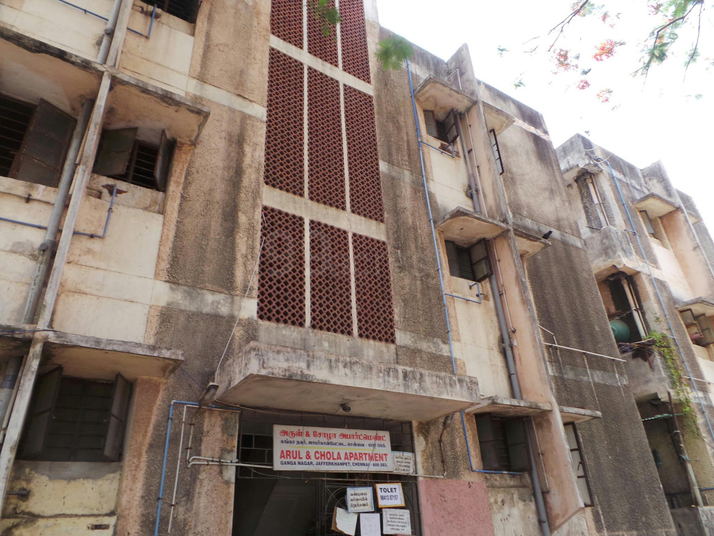Arul and Chola Apartment Image