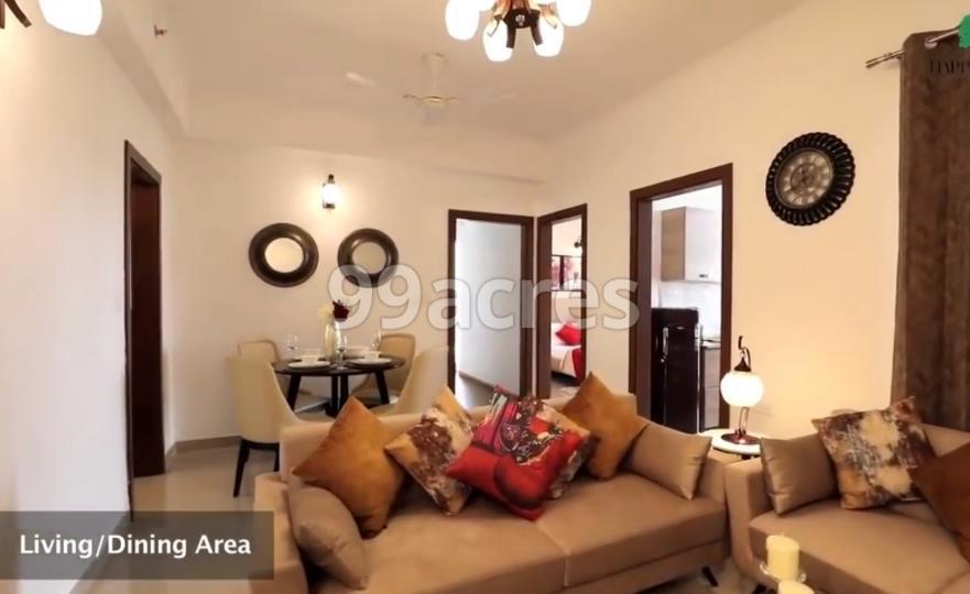 HomeKraft Happy Trails Living Room