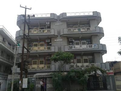 Banke Bihari Elevation
