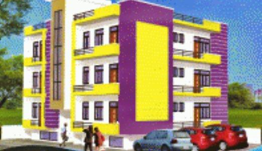 Chitrakoot Residency Elevation