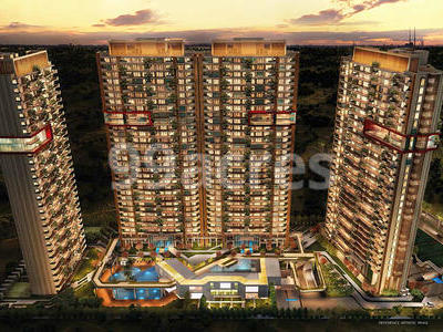 Ace Infracity and Countyconcept Developers County One O Seven Sector-107 Noida