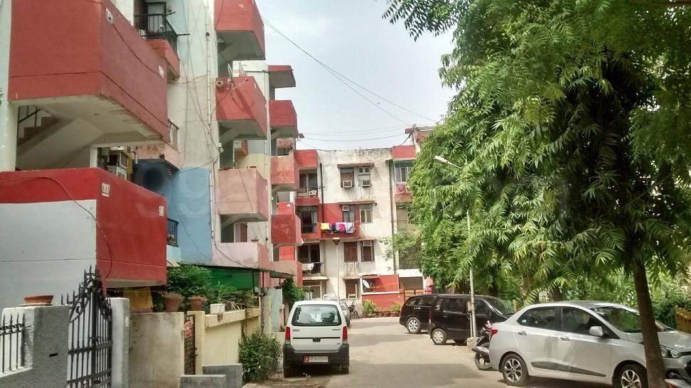 Dhawalgiri Apartments Elevation